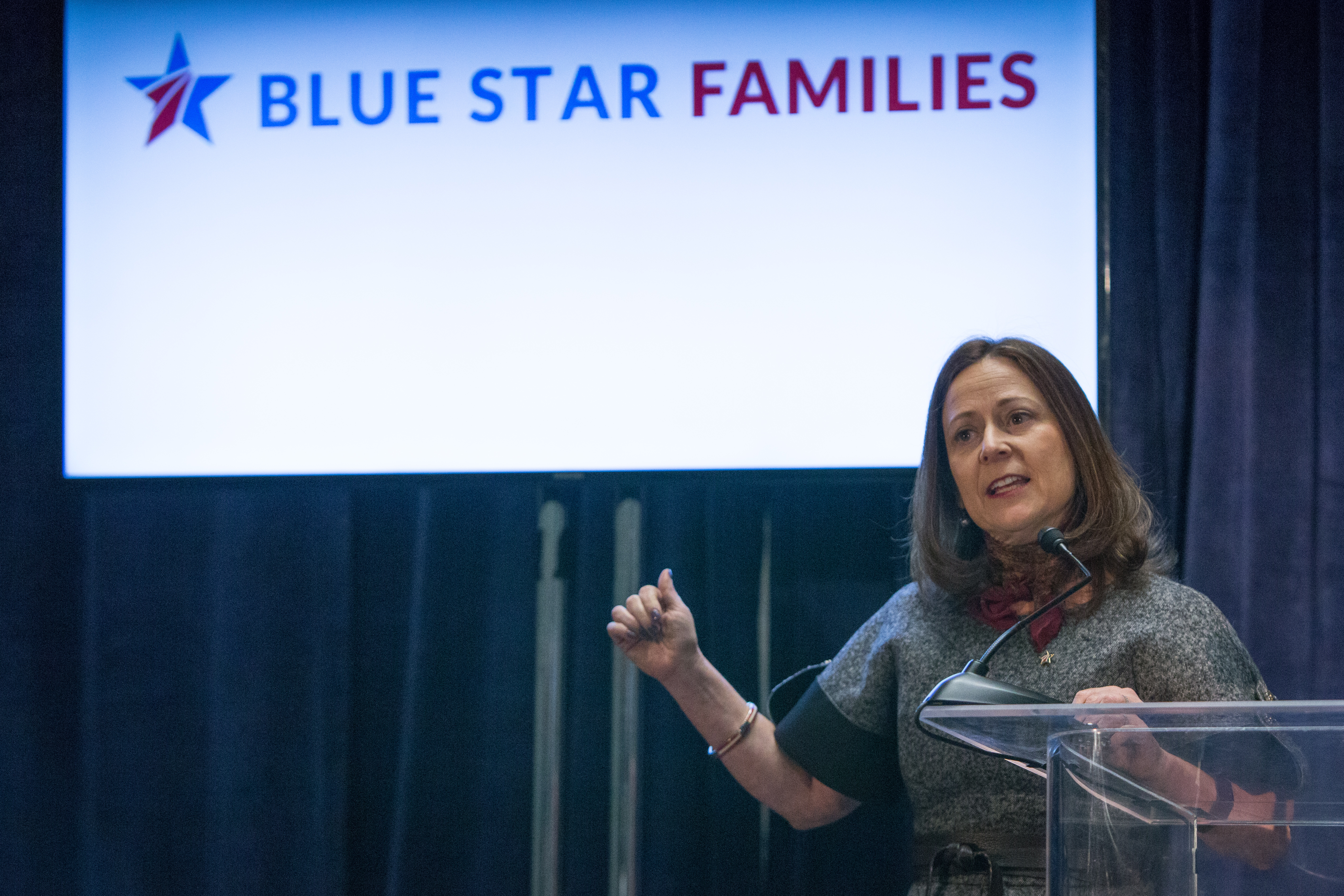 Kathy Roth Douquet, CEO of Blue Star Families | @BlueStarKRD