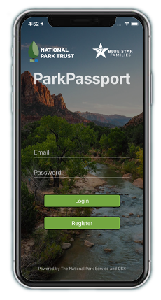 ParkPassport app