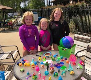 fort bragg pool party meetup