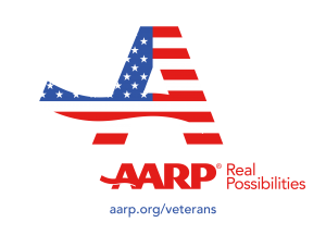 AARP Real Possibilities Veterans color logo