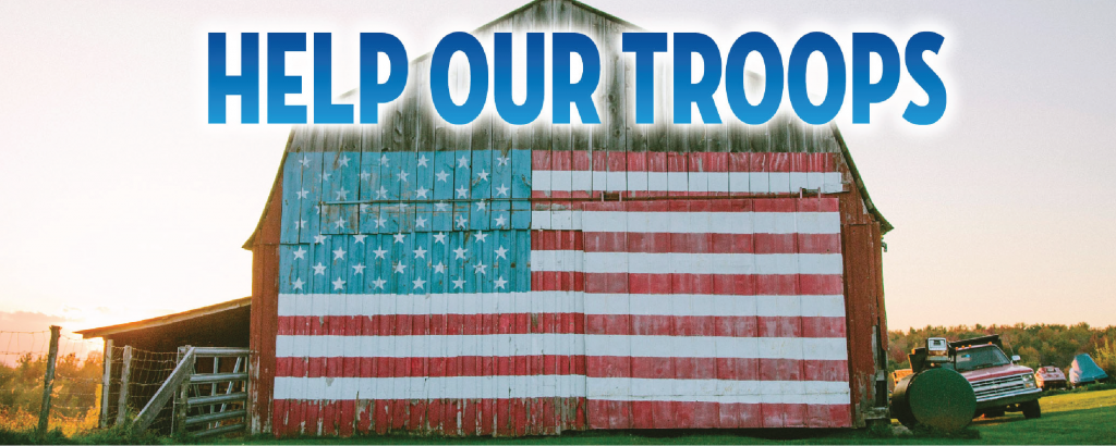 help our troops jolly time pop corn