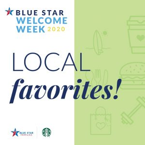 Blue Star Families Local Favorites