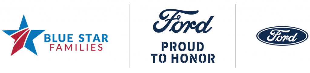 BSF Ford Proud to Honor logos combo image