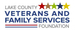 Lake County Veterans and Family Services Foundation logo