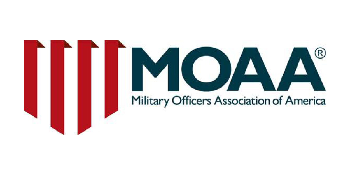 Military Officers Association of American (MOAA) logo