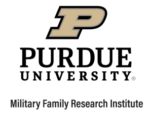 Purdue University Military Family Research Institute logo