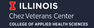University of Illinois - Chez Veterans Center College of Applied Health Sciences logo