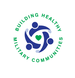 Building Healthy Military Communities logo