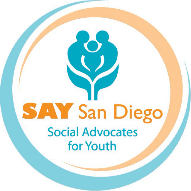 Social Advocates for Youth SAY San Diego logo