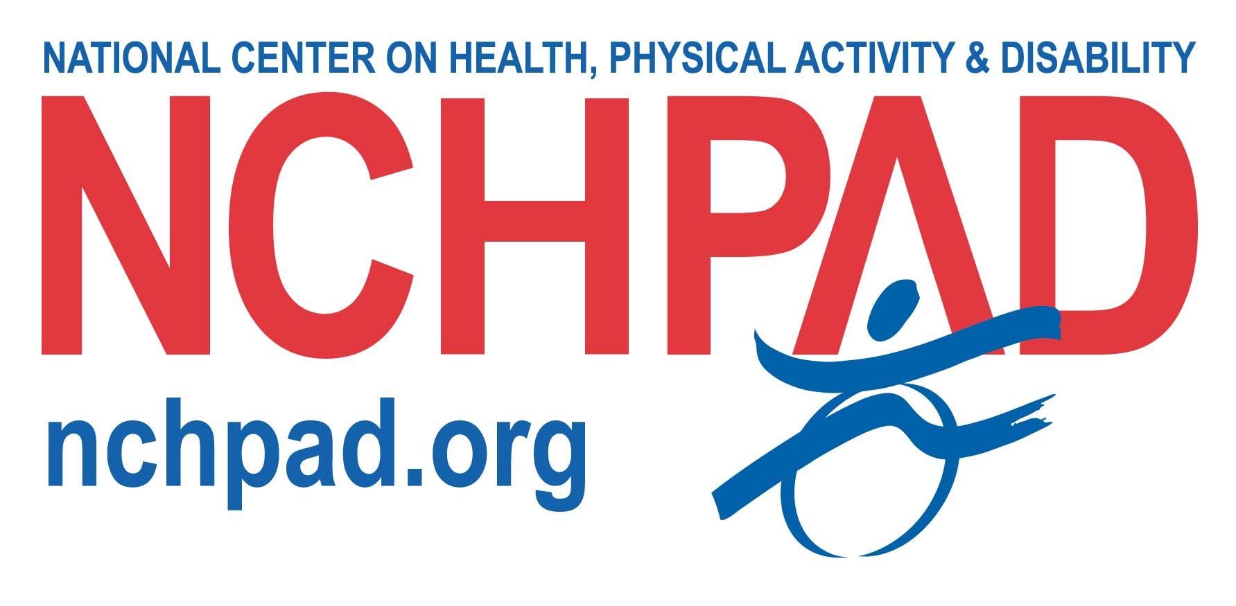 National Center on Health, Physical Activity & Disability logo
