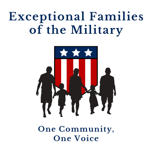 Exceptional Families of the Military logo