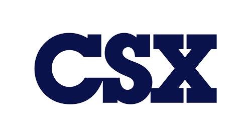 CSX BLUE LOGO