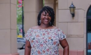 Aleena Johnson, an Active Duty Army Spouse and Business owner