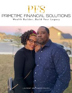 Laurent and Amber Bailey, a Retired Dual Air Force Couple, and Business Owners