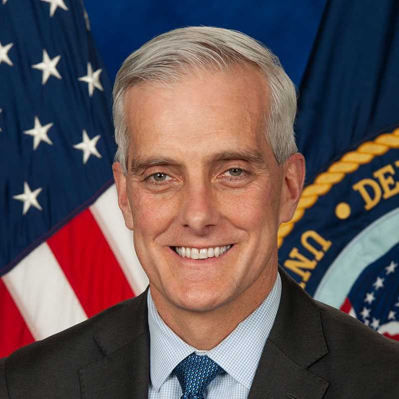 Denis McDonough, Secretary of Veterans Affairs, photo