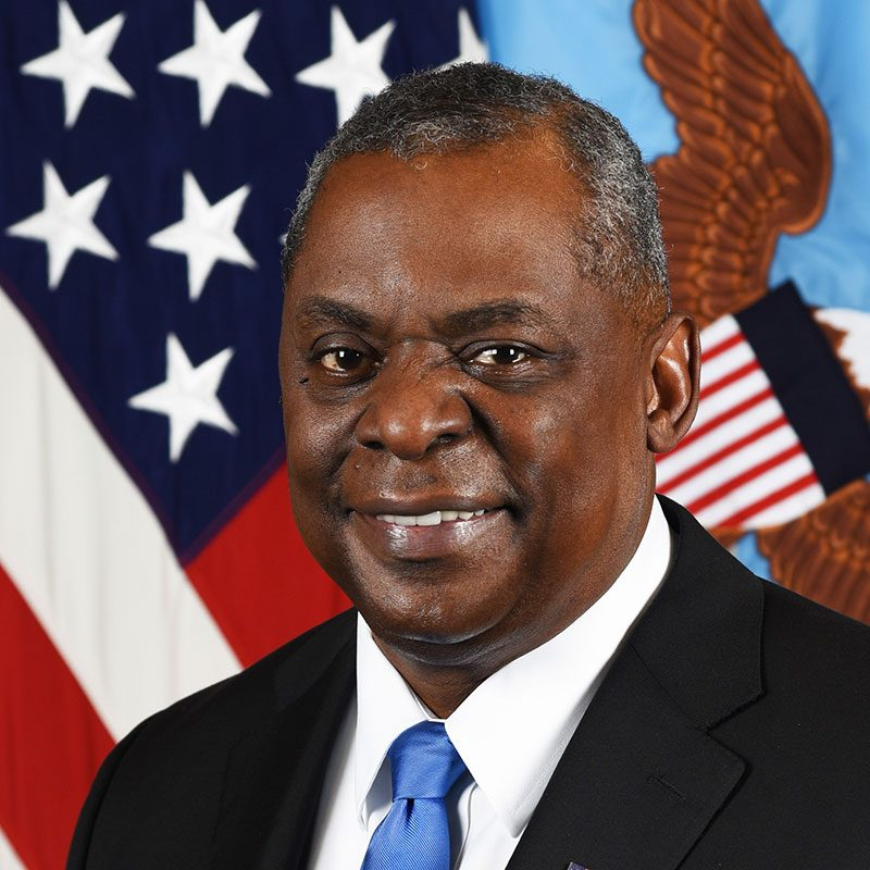 Secretary of Defense Lloyd Austin III photo